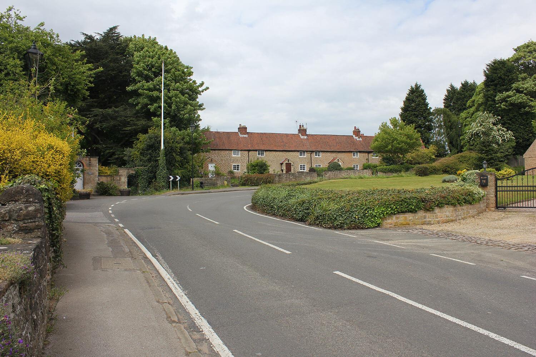 Papplewick Village